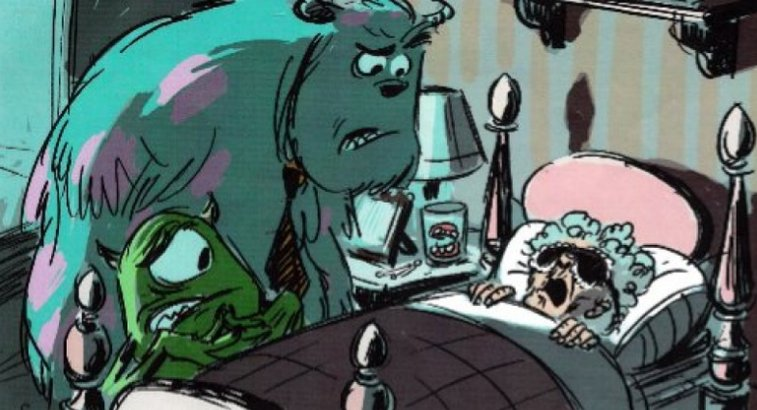 6 Unproduced Pixar Films and Sequels   Mental Floss