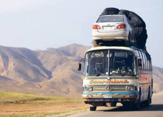 Toyota Corolla, The Most Favorites Car in Afghanistan | NSTAutomotive