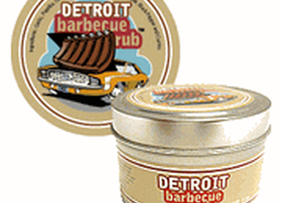 Detroit Spices and Hot Sauce-Detroit Barbecue Seasoning