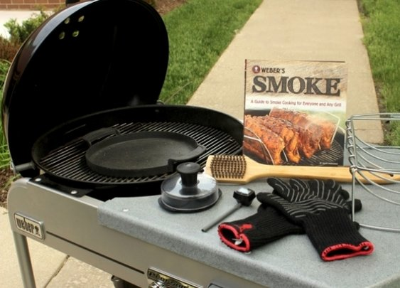 Kevin's Backyard - Top 10 Accessories for Dad from Weber Grills and Accessories