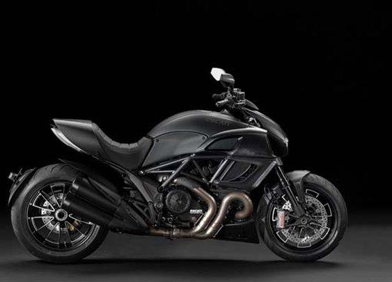 2013 Ducati Diavel Dark Motorcycle