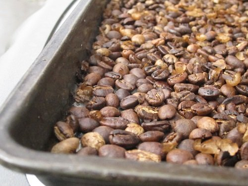 How to Roast Coffee on a BBQ