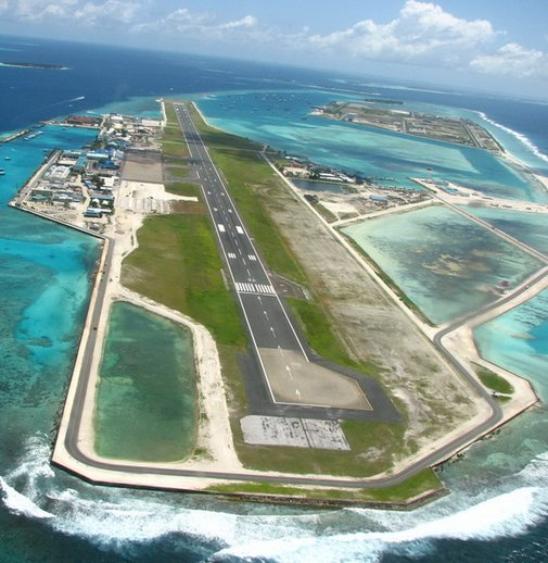 11 Incredible Island Airports