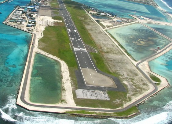 11 Incredible Island Airports