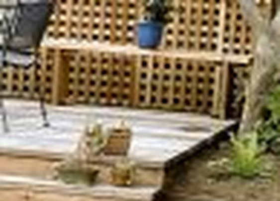Permeable hardscapes let the water soak in - Water Conservation for the homestead and renovated homes.