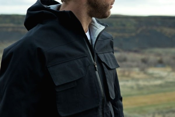 Field Jacket by Aether Apparel, for the Great Outdoors | Baxtton