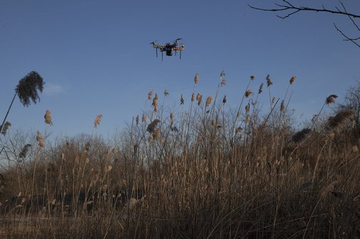 DIY Drones: Open Source for the Stay at Home Dronemaker