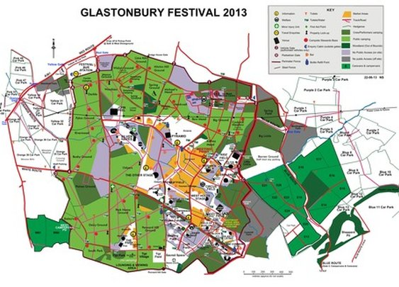 Glastonbury 2013 - the return