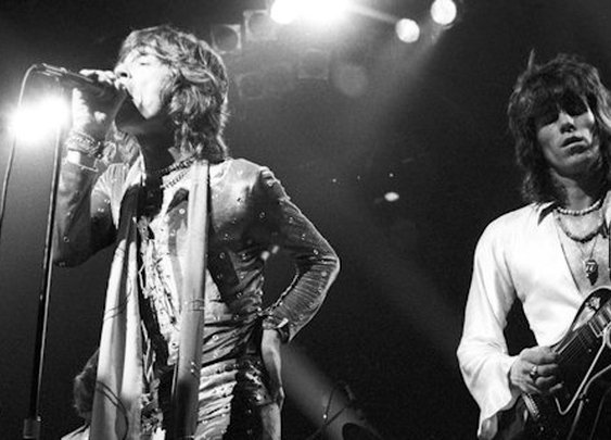Greatest Bootleg Stones Concert: Belgium 1973  - wolfgangsvault.com