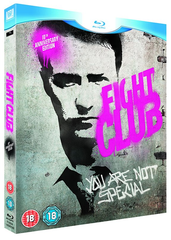 Fight Club 10th Anniversary Edition Blu-ray