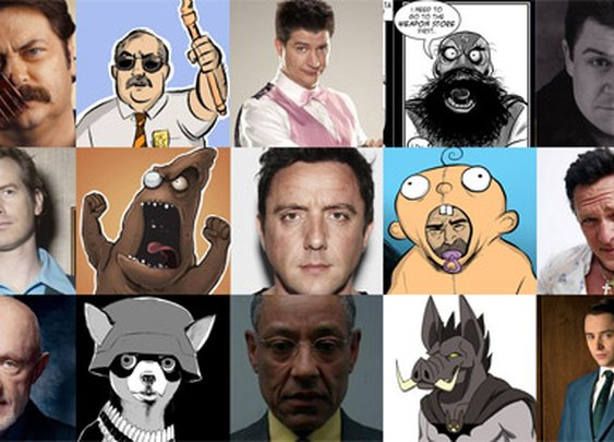 Offerman, Oswalt, Mullally, Every Other Actor People Love Headline Animated 'Axe Cop' Cast