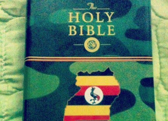 Bibles in Uganda | divinelyburdened