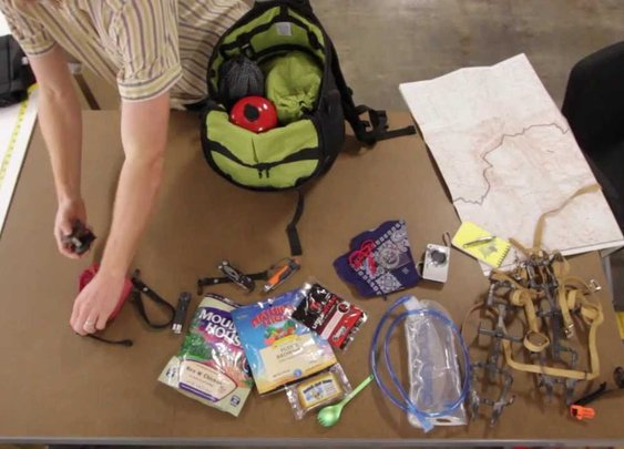 Packing List: Hiking Edition