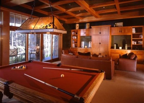 Daylight Basement/ Man Cave