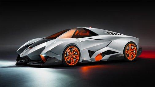 Lamborghini Egoista - Drop-dead, deliciously crushworthy cars (pictures) - CNET Reviews