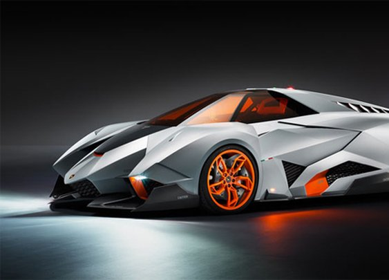 Lamborghini Egoista - Drop-dead, deliciously crushworthy cars (pictures) - CNET Reviews