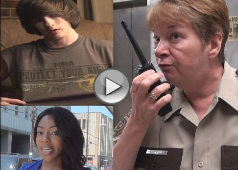 Teen Arrested For NRA T-Shirt Threatened With Gag Order by Court, Reporter Threatened With Arrest by Judge