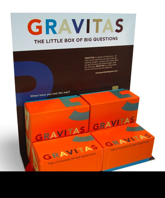 GRAVITAS Designed by Hambly & Woolley