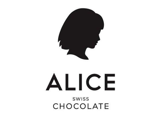 Alice Chocolate Designed by Pentagram