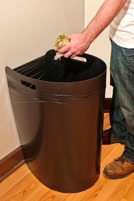 Kwickan Reusable Garbage Bag Holder Gentlemint