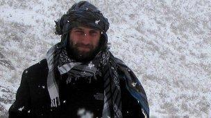 BBC News - Pierre Borghi: How I gave the Taliban the slip