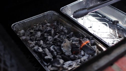 The Art of Grilling: The 3 Zone Fire - YouTube