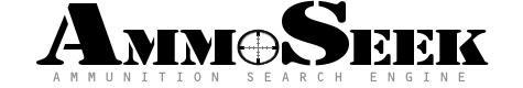 AmmoSeek.com - Ammo Search Engine