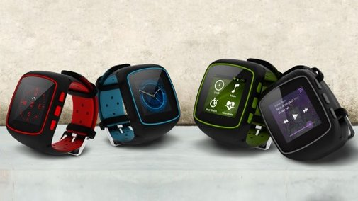 WearIT sportifys the smartwatch
