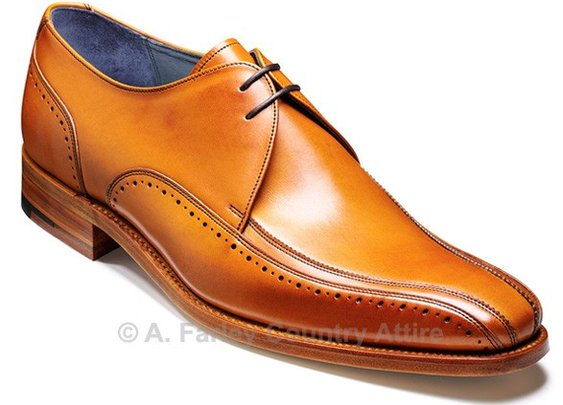 Barker Shoes - Kerly Cedar Calf - Derby Style | New for 2013