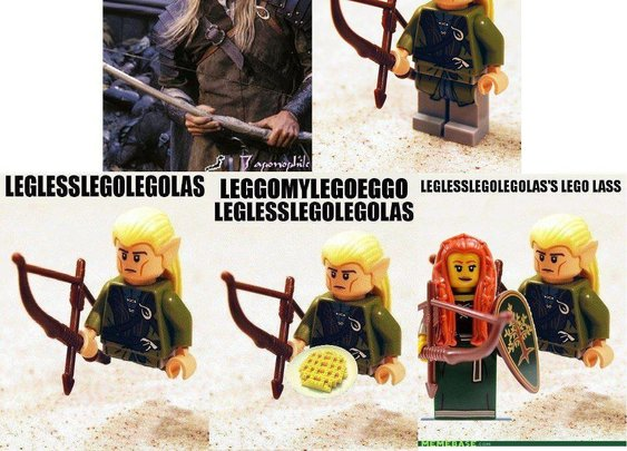 Variations on Legolas