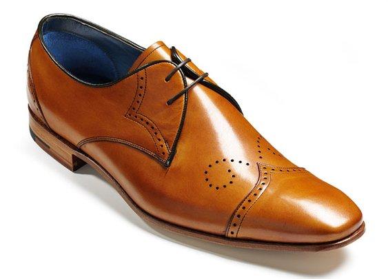 Barker Shoes - Jarratt Cedar Calf (Brown)