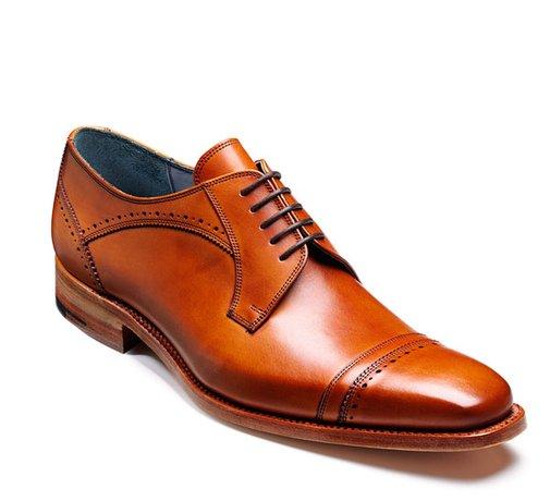 Barker Shoes - Blake Cedar Calf (Brown)