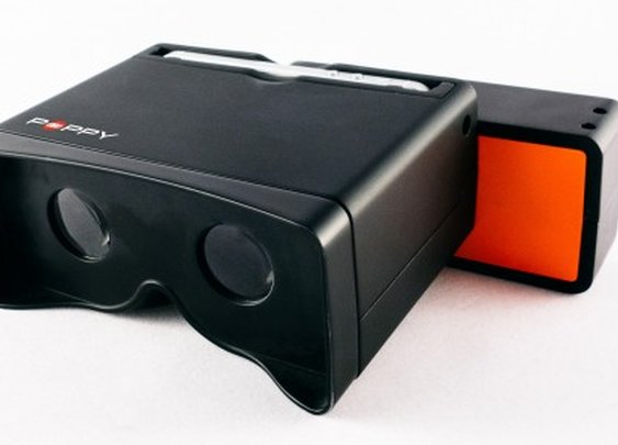 Poppy turns an iPhone into a stereoscopic 3D camera