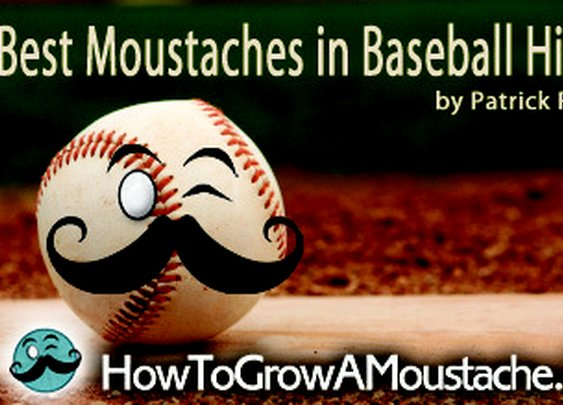 Best Moustaches in Basebal History | How to Grow a Moustache