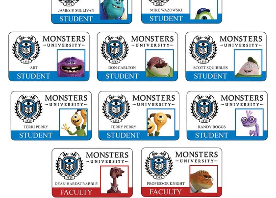 Movie Reviews From a 7 Year Old - Monsters University : 101 or Less