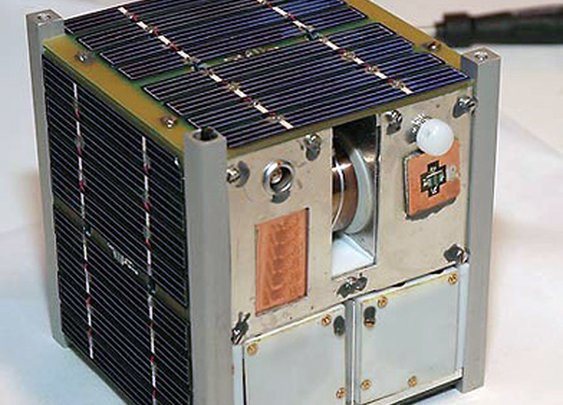 Large Fleet of Small Satellites