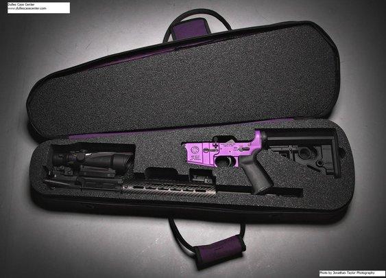 Serbu in a Purple Violin Case!