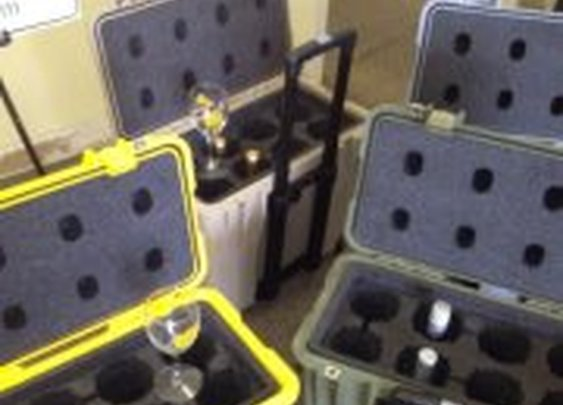8 Bottle Wine Tote if your headed to Wine country or a tailgate!