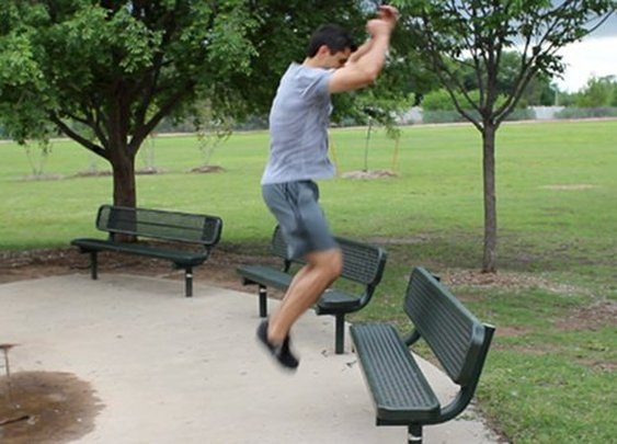 The Playground Workout [VIDEO] | The Art of Manliness