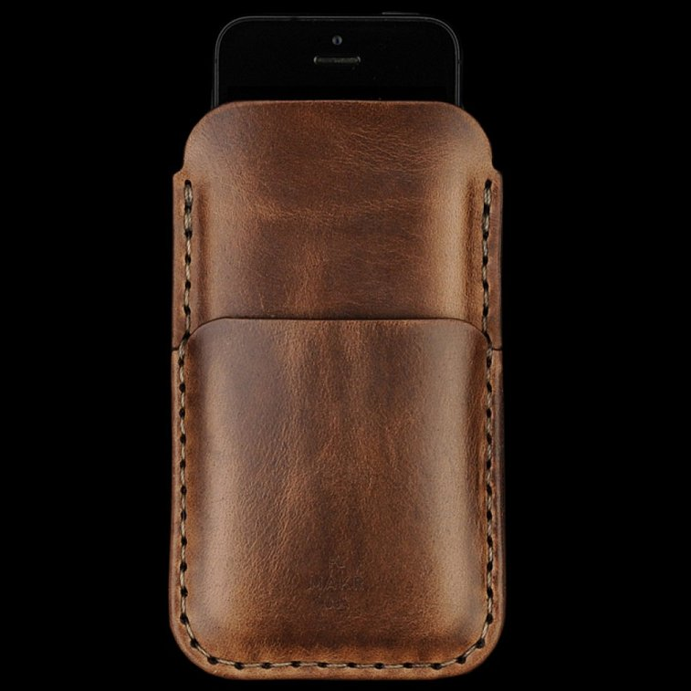 Makr iPhone 5 Card Sleeve | Surplus