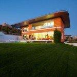 Orange House Design by Yazgan Design Architecture