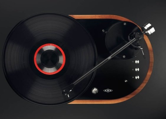 AMG Viella 12, a Stylish Turntable | Baxtton
