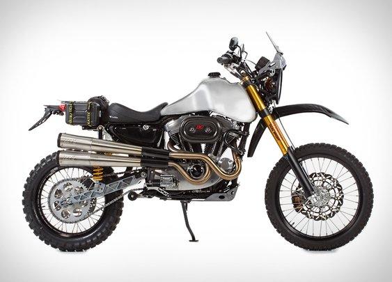 Carducci SC3 Adventure Dual Sport Motorcycle | Uncrate