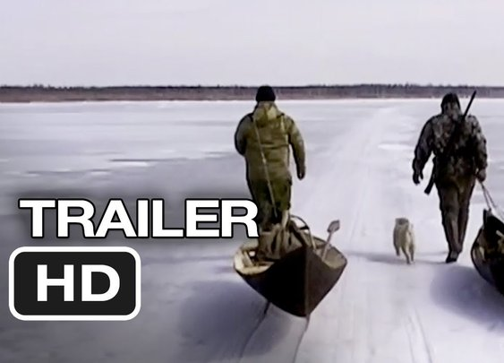Happy People: A Year in the Taiga Official Trailer #1 (2013) - Werner Herzog Movie HD - YouTube