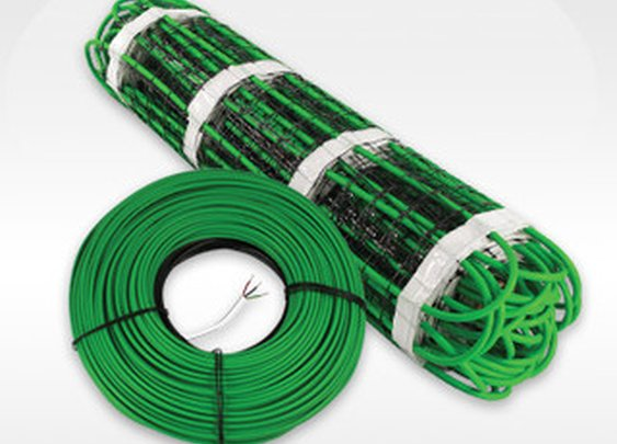 Snow Melting Mats & Cable