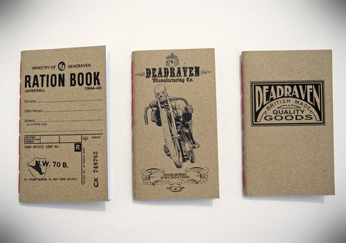The 2nd Series Of Pocket Notebooks