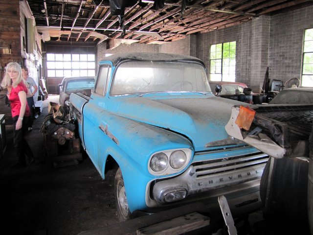 Nebraska Chevy Dealership Auctioning Off 500 Vehicles That Have Been Stored Away For Decades