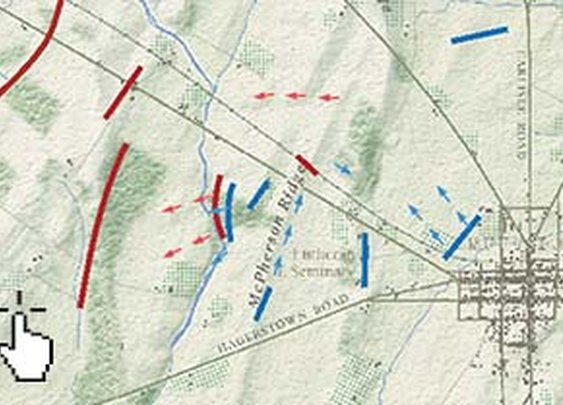 A Cutting-Edge Look at the Battle of Gettysburg | Smithsonian