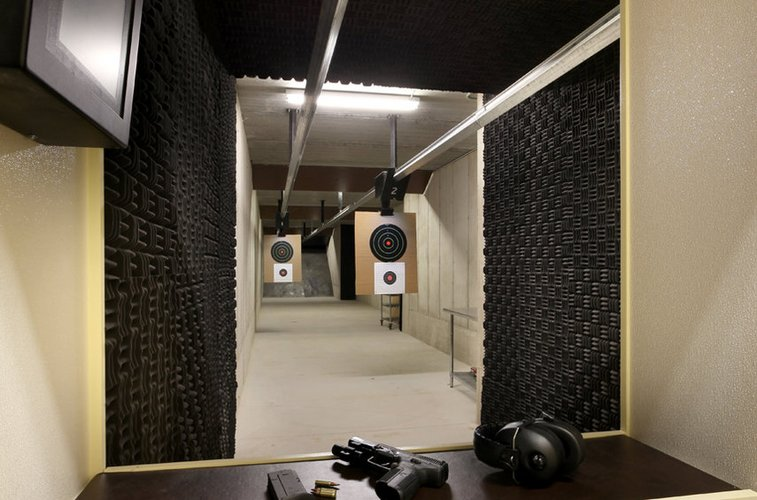 Home Indoor Shooting Range