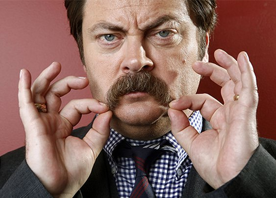 27 Ways To Be As American As Ron Swanson
